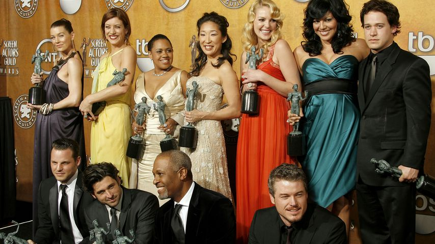 "Der ""Grey's Anatomy""-Cast im Januar 2007"