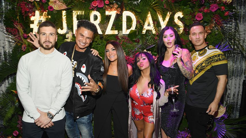 "Der ""Jersey Shore""-Cast bei der Premiere von ""Jersey Shore Family Vacation"""