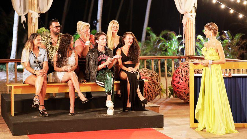 "Der ""Kampf der Realitystars""-Cast mit Cathy Hummels"