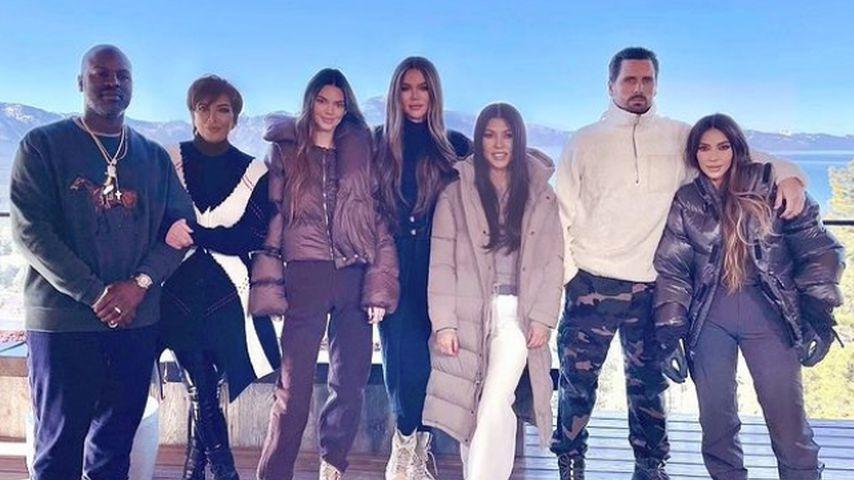 Der Kardashian-Jenner-Clan, 2020