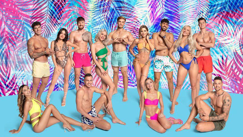 """Der """"Love Island""""-Startcast im Sommer 2021"""