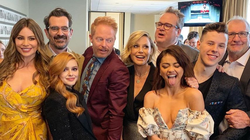 "Der ""Modern Family""-Cast 2020"