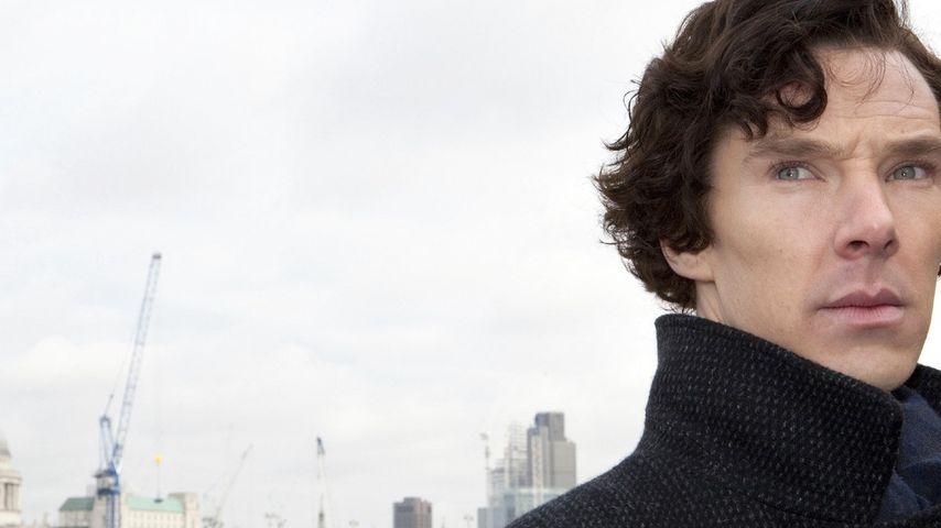 """Was? Benedict Cumberbatch wollte gar nicht """"Sherlock"""" sein!"""