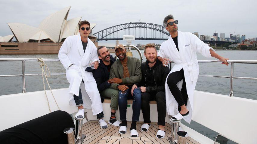 """Queer Eye""-Cast in Sydney"