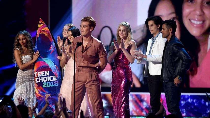 "Der ""Riverdale""-Cast bei den Teen Choice Awards 2018"