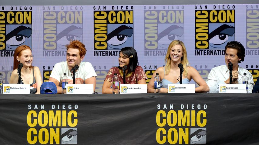 "Der ""Riverdale""-Cast bei der Comic-Con 2018 in San Diego"