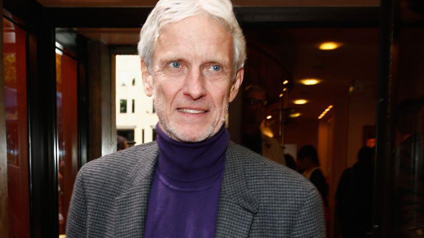 Der Schauspieler Mathieu Carrière