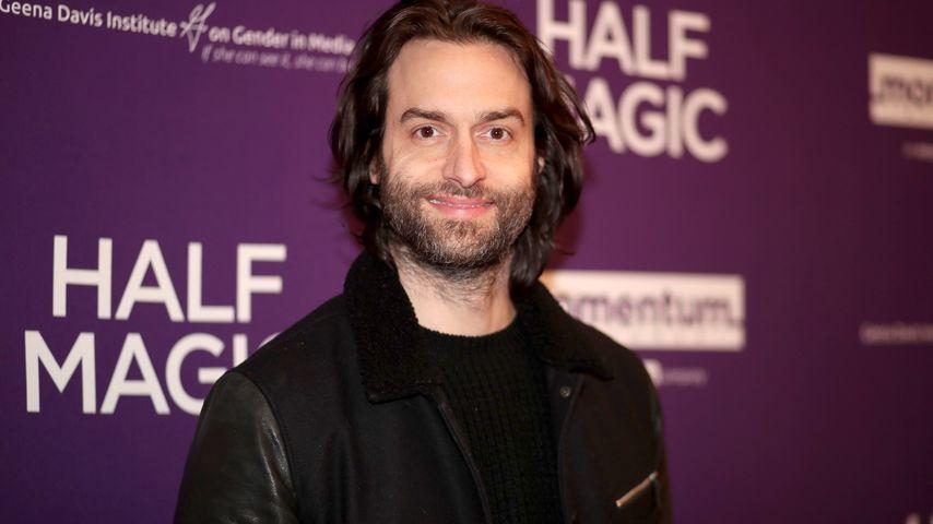 Der Schauspieler und Komiker Chris D'Elia