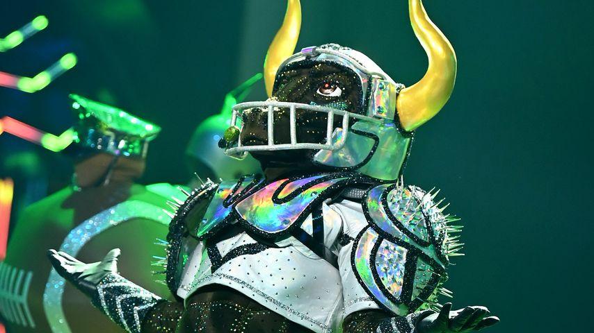 """Der """"The Masked Singer""""-Stier"""