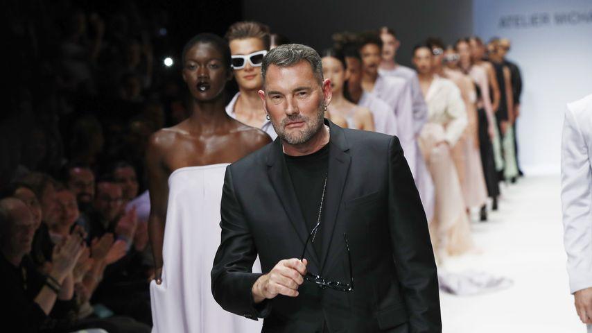 Designer Michael Michalsky bei der Berlin Fashion Week