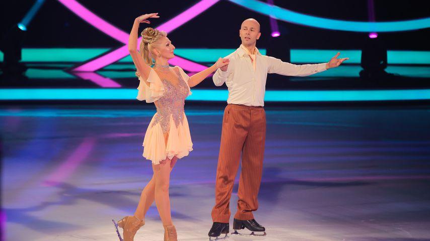 """Verletzt: Désirée Nick ging's bei """"Dancing on Ice"""" schlecht!"""