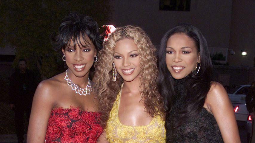 Destiny's Child bei den Billboard Music Awards in Las Vegas, 2000