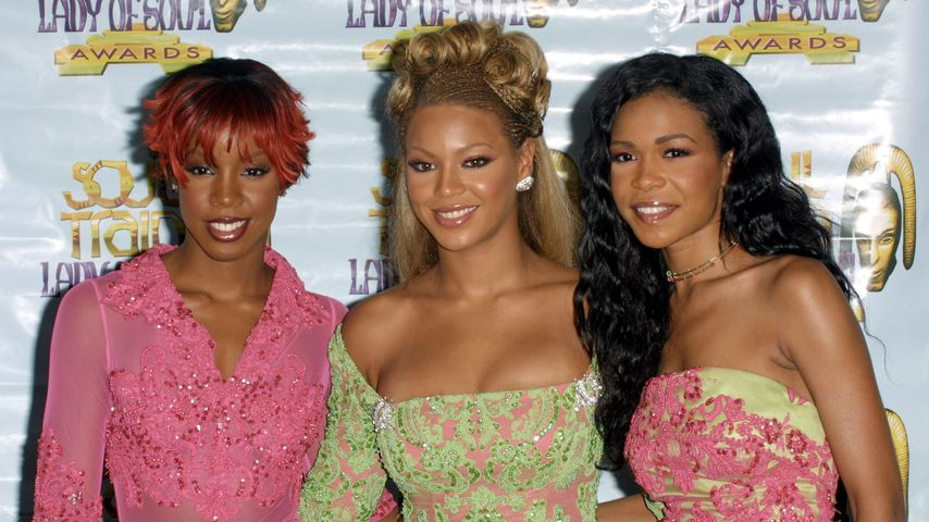 Destiny's Child bei den Soul Train Lady of Soul Awards, 2001