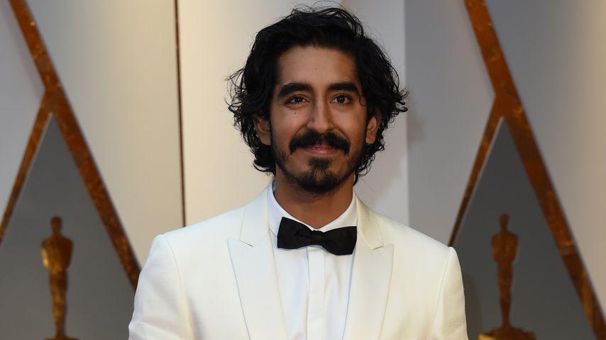 Dev Patel bei der Oscar-Verleihung in Hollywood 2017