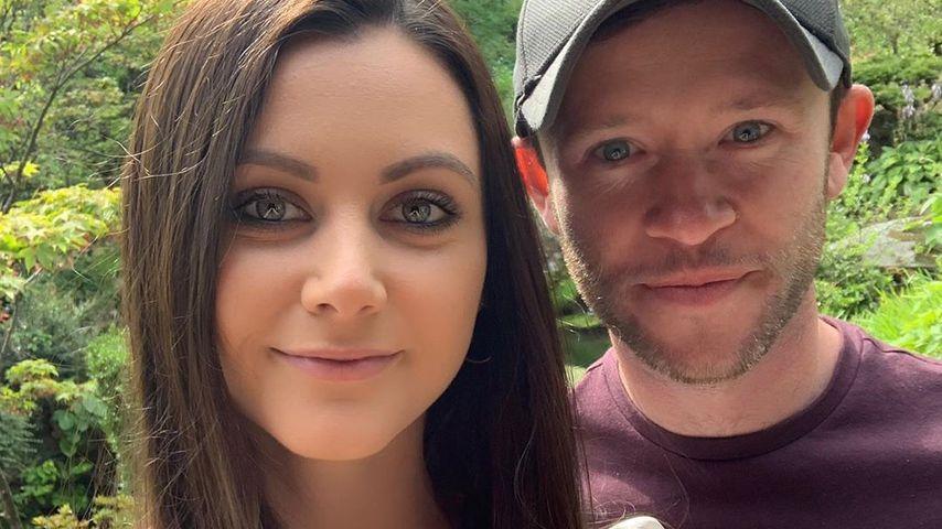 Devon Murray mit seiner Freundin Shannon McCaffrey Quinn