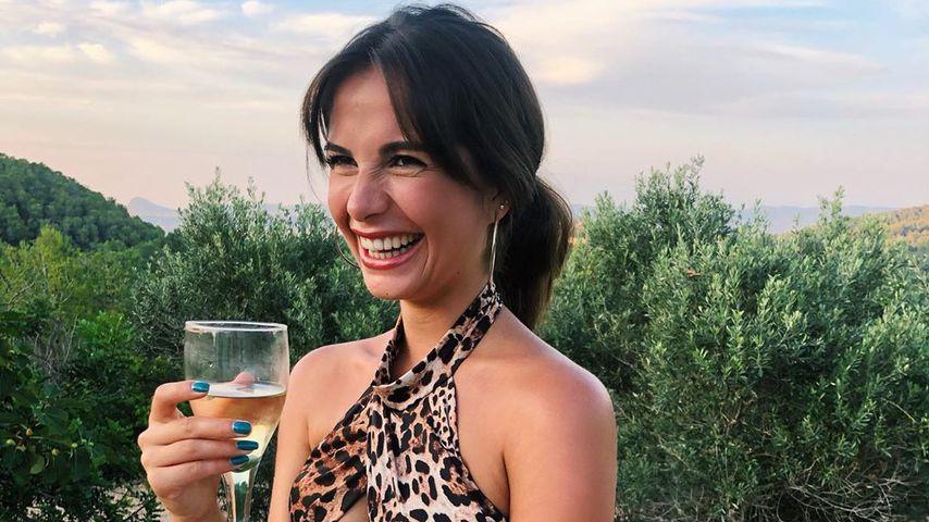 "Diana Kaloev, bekannt aus ""Der Bachelor"""