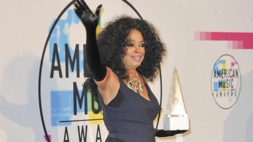 Diana Ross bei den American Music Awards 2017