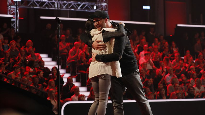 "Diana und Mark Forster bei ""The Voice Kids"""