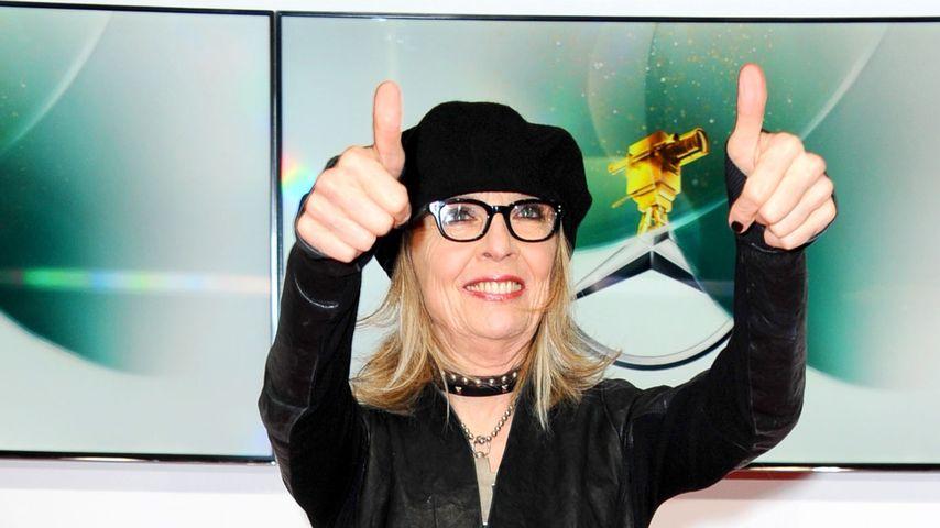 Diane Keaton: Schönheits-OPs braucht sie nicht