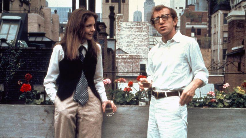 """Diane Keaton und Woody Allen in """"Annie Hall"""" (""""Der Stadtneurotiker"""")"""