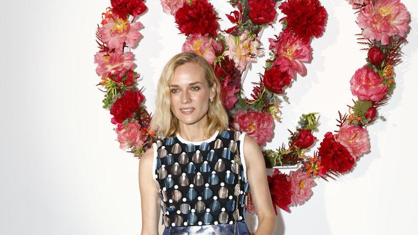 Diane Kruger beim Louis Vuitton Parfum Dinner