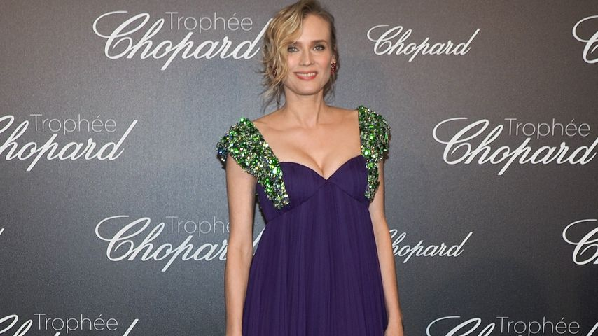 Diane Kruger beim Cannes Film Festival