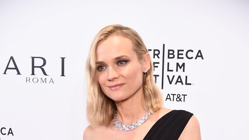 Diane Kruger im April 2019 in New York