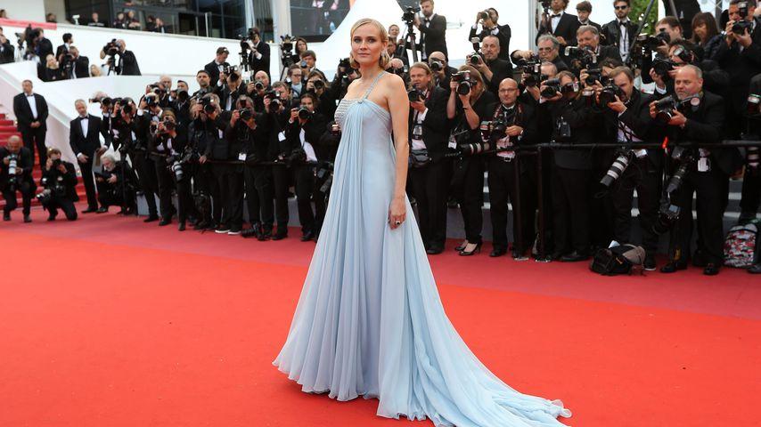 Diane Kruger auf dem Filmfestival in Cannes 2018