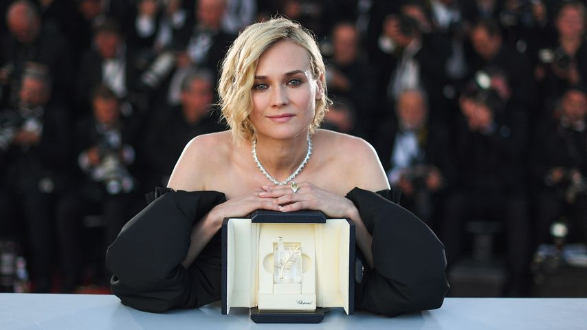Diane Kruger, Cannes-Preisträgerin als beste Schauspielerin