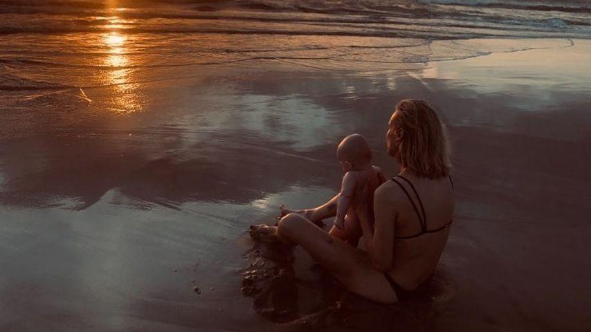 Halbes Jahr nach Geburt: Diane Kruger zeigt ihr Töchterchen!