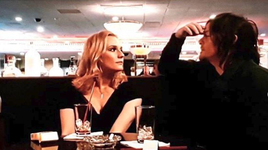 Diane Kruger und Norman Reedus