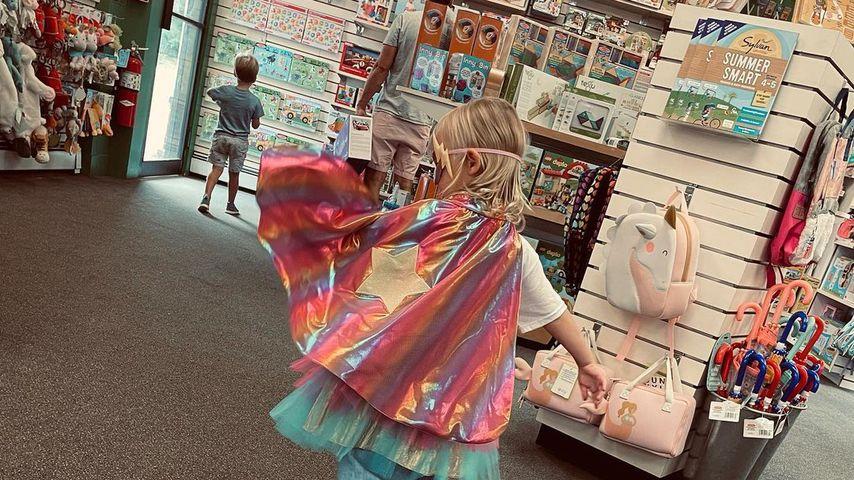 Diane Krugers Tochter, August 2021