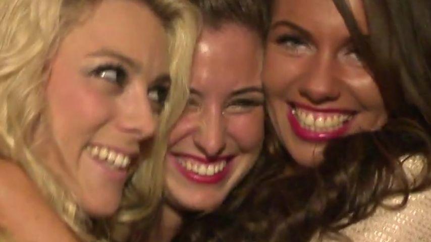 Wilde White-Party: Bachelor-Girls feiern ohne Jan