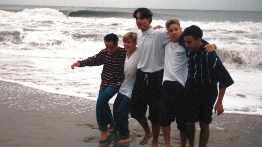 Die Backstreet Boys, 1993