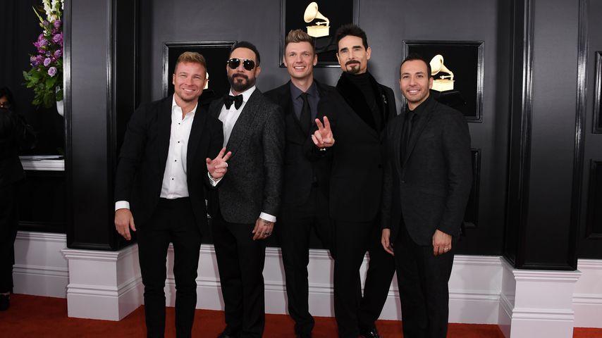 Die Backstreet Boys bei den Grammy Awards 2019