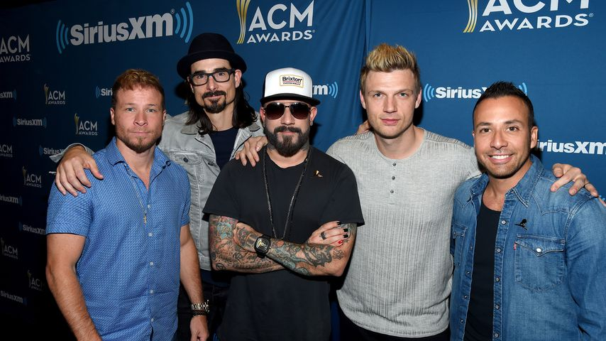 Die Backstreet Boys bei den ACM Awards