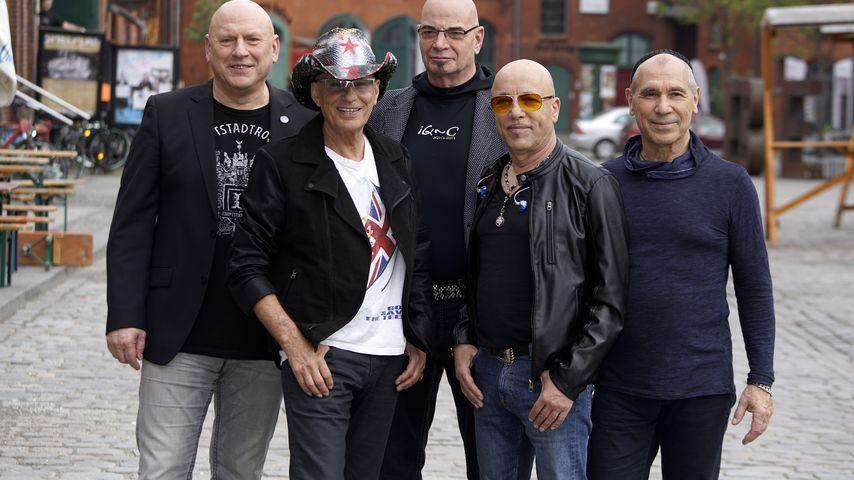 Die Band City in Berlin