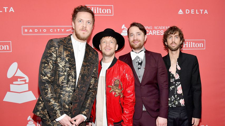 Die Band Imagine Dragons