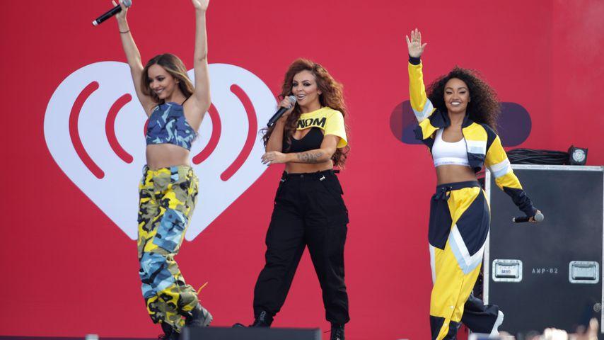 Die Band Little Mix beim iHeartRadio Music Festival in Las Vegas