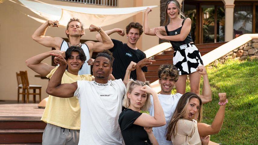 Mega-Projekt: Deutsche TikTok-Stars 100 Tage in Ibiza-Villa!