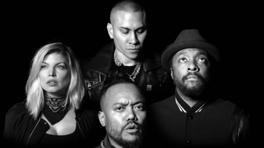 """Die Black Eyed Peas im Video zum Remake vom """"Where is the Love?"""" 2016"""