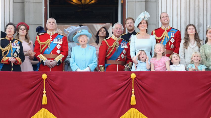 Harry, William und Kate: So sehen echte Royals aus