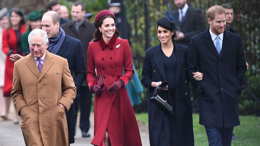 Haben sich Kate und Meghan dank Prinz Charles versöhnt?