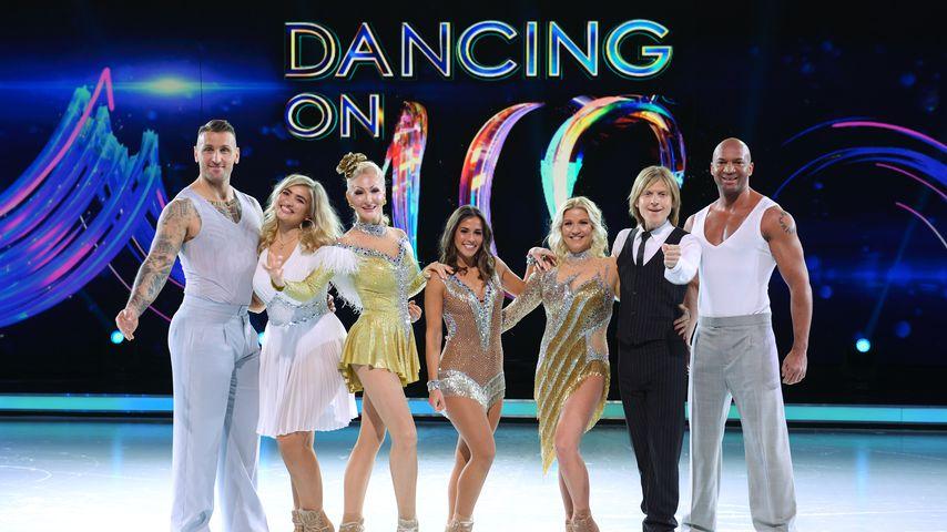 """Die """"Dancing on Ice""""-Besetzung 2019"""