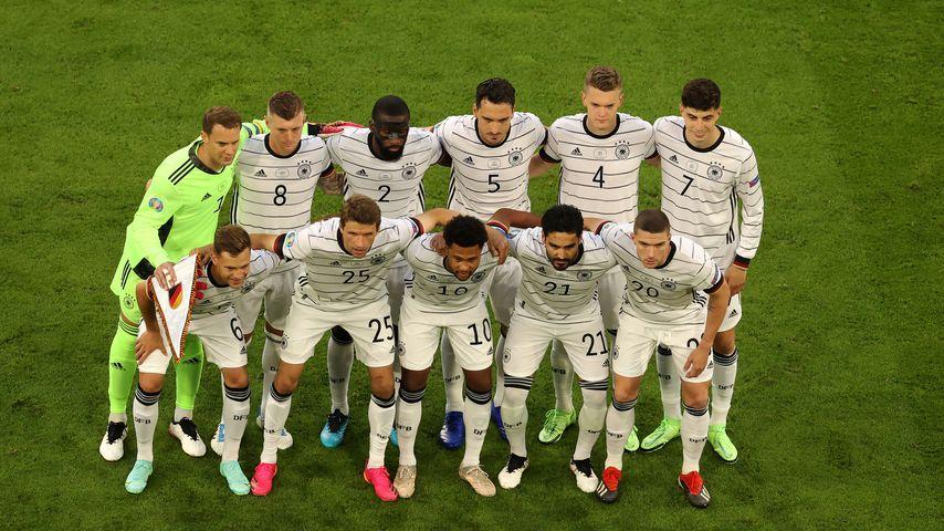 Die deutsche Fußball-Nationalmannschaft