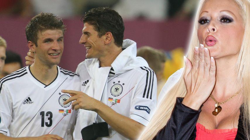 EM-Spiel der Deutschen: Bisher heftigste Kritik