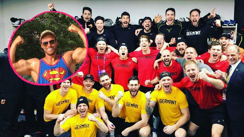 Orakel Yotta: Er sah Eishockey-Finale für Deutschland voraus