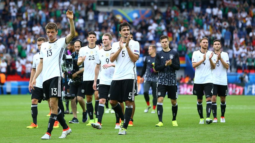 Mega-Quoten! 25 Millionen sahen Deutschland vs. Nordirland