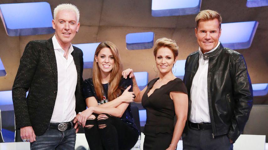 H.P. Baxxter, Vanessa Mai, Michelle und Dieter Bohlen