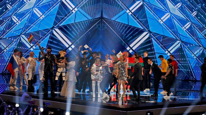 Die ersten zehn Finalisten des Eurovision Song Contest 2019